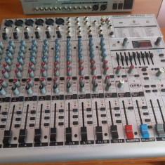Boxe Behringer - Mixer + boxe + microfoane + amplificator