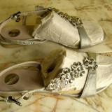 Sandale dama marca Mi Roberta marimea 36 (P358_1)