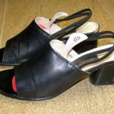 Sandale dama marca 5TH Avenue interior piele marimea 36 (P308_1)