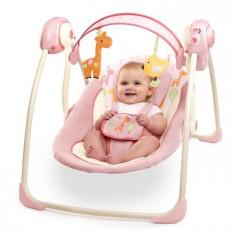 Bright Starts-60121-Comfort & Harmony™ Portable Swing Girafaloo - Leagan