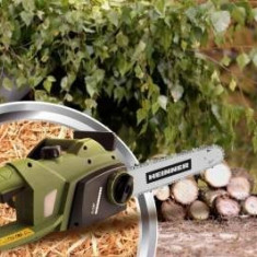 Drujba - Ferastrau electric Heinner putere nominala 1800W viteza lant 13.5m/s lungime lama 400mm