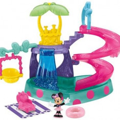 Jucarie Fisher Price Minnie Mouse Polka Dot Pool Party Set Disney
