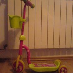 Trotineta copii - Trotineta Decathlon - Ideala pentru copii intre 3-7 ani