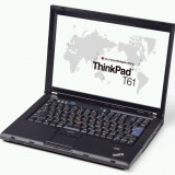 Laptop Lenovo T61, Core 2 Duo T7100, 1.80Ghz 2Gb DDR2, 160Gb DVD 15, 4inch 12151, Thinkpad, Intel Core 2 Duo, 1501- 2000Mhz, 15-15.9 inch