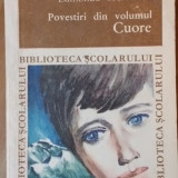 Carte educativa - Povestiri din volumul Cuore - Edmondo de Amicis