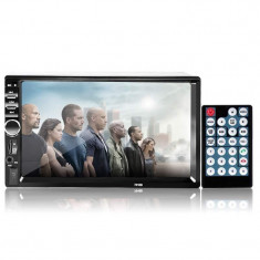 DVD Player auto - NOU! Video Player auto 7`` 2DIN MP5 Touchscreen Bluetooth USB DVD