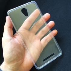 Husa Xiaomi Redmi Note 2 Super Slim 0.7mm Silicon Gel TPU Transparenta - Husa Telefon
