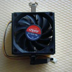 Cooler procesor /cpu AMD socket 754 mufa 3 pini - Cooler PC Spire