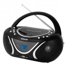 Casetofon - Boombox CD/MP3/USB SENCOR - SPT 227 B