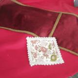Superb mileu catifea tapiserie, vintage