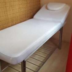 Paturi fixe pentru masaj si cosmetica