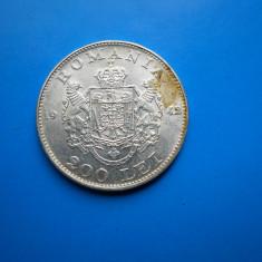 Monede Romania, Argint - HOPCT ROMANIA 200 LEI 1942 /REGELE MIHAI / ARGINT