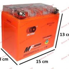 Baterie gel Scuter, Atv 12ah 12v - Baterie Moto