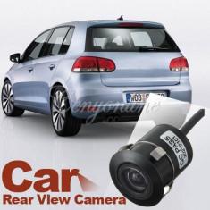 Camera video marsarier mers Inapoi masina auto prindere in bara - Camera mers inapoi