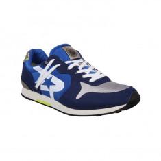 Adidasi Replay Parkrose Yuko Trainers marimea 42 - Adidasi barbati Replay, Culoare: Albastru, Textil