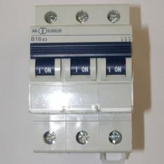 Siguranta automata trifazic 16A(070)