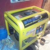 Generator curent - Generator de curent pe benzina