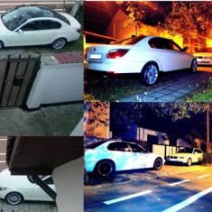 Schimb vand BMW 525 + BMW 725 inm RO 2012 cu Masina Electrica +/- diferenta - Autoturism BMW, Motorina/Diesel, 250 km, Seria 5