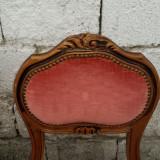 PRET REDUS 20%.  Pereche scaune Rococo.