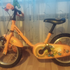 Bicicleta copii, 14 inch, 14 inch, Numar viteze: 1 - Bicicleta Btwin de la Decathlon