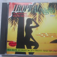 Various - Tropical Nights CD, Olanda - Muzica Chillout Altele