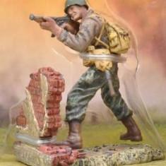 Soldat din plumb Lt. Johnson FORCES OF VALOR scara 1:32