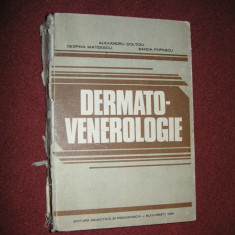 Carte Dermatologie si venerologie - DERMATO-VENEROLOGIE - AL.COLTOIU