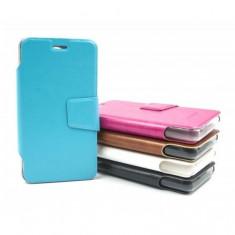 Husa telefon - Husa protectie Allview A5 Duo AIMI, tip carte, diverse culori