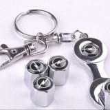 Opel-Set 4 capace valve/ventil roti - Capace Roti