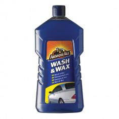 Sampon auto cu ceara Armor All Wash & Wax 1L