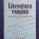 LITERATURA ROMANA PENTRU EXAMENUL DE BACALAUREAT ESEUL 2004 - L. Paicu, M. Lazar - Teste Bacalaureat