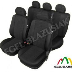 Set huse scaune auto Black Sea pentru Volkswagen Golf 2 Golf 3 Golf 4 Golf 5 Golf Plus - Husa Auto