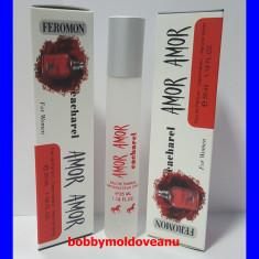 PARFUM DAMA COLECTIA FEROMON CACHAREL AMOR AMOR 35ML - Parfum femeie Cacharel, Apa de parfum