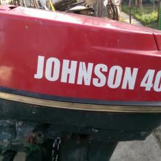 Motor barca