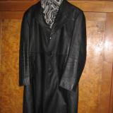 Palton barbati - Haina piele lunga - barbati - Noua - Germania