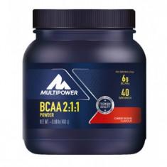 BCAA pudra 2:1:1, 400gr Multipower - Aminoacizi