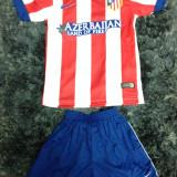 Echipament complet fotbal copii / compleu Nike Atletico Madrid (tricou + sort)