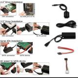 Adaptor IDE SATA la USB cu alimentare