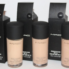 Fond de ten Mac Cosmetics MAC Studio Fix Fluid SPF 15 Gramaj 30 ml