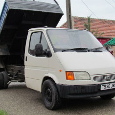 Utilitare auto - Ford Transit, an 1999, 2.5 Turbo Diesel
