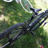 Mountain Bike, 24 inch, 26 inch, Numar viteze: 27, Aluminiu, Negru-Gri - MTB CORRATEC