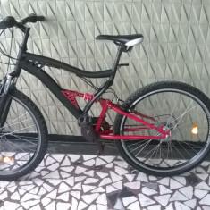Mountain Bike, 17 inch, 26 inch, Numar viteze: 18 - Vand bicicleta x fact