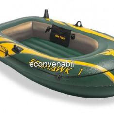 Barca Pescuit - Barca Gonflabila de Pescuit Seahawk I 1 Persoana Intex 68345