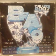 BRAVO the HITS 2007-Various Artists - 2cd set/stare FB/Original (SONY /GERMANY) - Muzica Dance universal records
