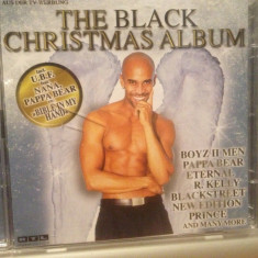 The Black Christmas -Various Artists - 2cd set/ FB/Original (1997/SONY /GERMANY) - Muzica Dance universal records
