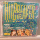 HIT BREAKER - POP NEWS'93 - Various Art.- 2cd set/nou/sigilat (1993/BMG/GERMANY)