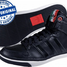 Adidasi barbat Adidas Originals Vespa Gs 2 Hi - adidasi originali - ghete - Adidasi barbati, Marime: 40 2/3, Culoare: Din imagine, Piele sintetica