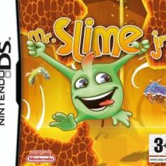 Mr Slime Jr. Nintendo Ds - Jocuri Nintendo DS Eidos