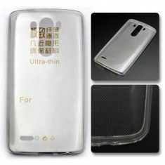 Husa silicon Ultra Thin LG X cam Transparent - Husa Telefon