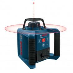 Receptor - BOSCH GRL 250 HV Nivela laser rotativa (125 m) 0601061600